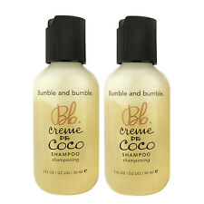 Bumble and Bumble Creme De Coco Shampoo 2 fl oz (Pack of 2)