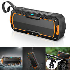 Waterproof Shockproof Bluetooth Wireless Stereo Speaker for Android IOS Phones