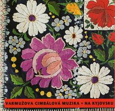 "CD Varmužova Cimbálová Muzika ""Na Kyjovsku"" Traditional Folk Moravia G-MUSIC 008"