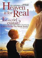 Heaven Is for Real (DVD, 2014, Canadian)