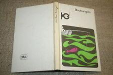 altes Fachbuch Bootsangeln, Angelsport, Angler, Binnensee, Fischen, DDR 1979