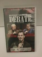 WRESTLING NETWORK - MONDAY NIGHT WARS DEBATE HOSTED BY CHRIS JERICHO - WWE WCW