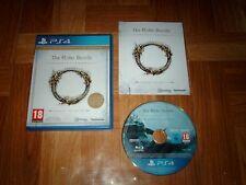THE ELDER SCROLLS...ONLINE...jeu complet...sur PS4