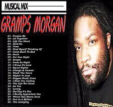 GRAMPS MORGAN REGGAE MUSICAL MIX CD