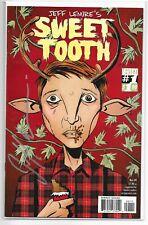 Sweet Tooth 1 Jeff Lemire 1st Print SIGNED DC Vertigo Netflix Optioned 2009