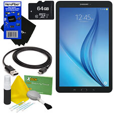 Samsung Galaxy Tab E 9.6 16GB Wi-Fi Tablet + 64GB Memory...