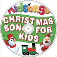 Children's Christmas Sing Along 20 Christmas Carols & Songs on CD Xmas kids 16