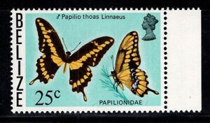 Belize 1974 Mi. 339 Nuovo ** 100% 25 c, farfalle
