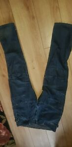 Mens Baggy Combat Style Loose Fit G Star raw  Jeans 36 34