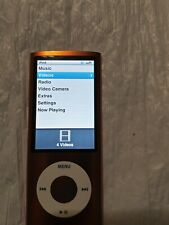 Apple iPod nano 5th Generation Orange (16 GB)
