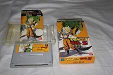 Dragon Ball Z Super Butouden (Japanese Super Famicom Import! SNES)