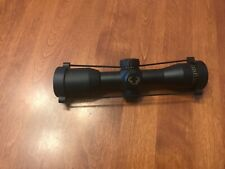 tenpoint crossbow scope never used