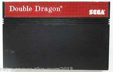 Double Dragon (Sega Master System, 1988) Game Only--Untested (NTSC)