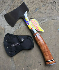 Estwing E24A Sportsmans Hand Axe - Camping Hatchet - 2LB Splitter - Made in USA