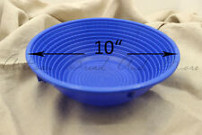 Plastic Bread Proofing Basket Round #AB109 Brotform Dishwasher Safe 3lb Loaf