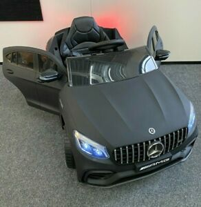 Kids New Licensed Mercedes Benz GLC63 AMG 12V Battery Electric Ride on Car