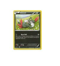 Sneasel - 60/114 - Common XY Steam Siege Single Pokemon Card