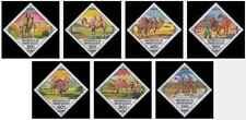 Timbres Animaux Chameaux Mongolie 983/9 ** lot 19731