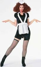 Official Adult Rocky Horror Picture Show MAGENTA Maid Apron Costume Std 14/16