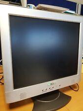 Monitor VIDI LCD 17 Pollici con casse incorporate