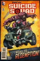 Suicide Squad #14 Harley Quinn DC Comic 1st Print 2015 unread NM