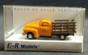HO BUSCH 1950 Union Pacific Stake Truck 040-92319
