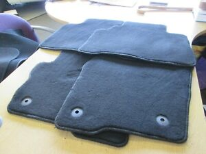 FORD GALAXY S MAX FOR 2015-2019 CARS 4 SET VELOUR CARPET MATS x4 genuine