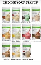 Herbalife Formula 1 Healthy Meal Nutritional Shake Mix. All flavors.