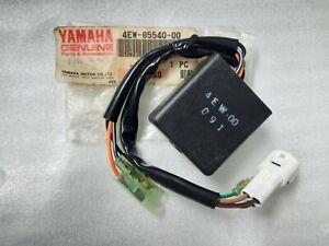 GENUINE YAMAHA CDI UNIT ASSY FOR YZ250, WR250Z (4EW-85540-00)