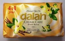 Toilet soap Dalan Cream Care Vanilla and cream 70gx5 (350g)