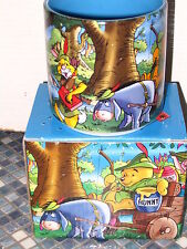 DISNEY STORE POOH ROBIN HOOD DRESS UP CLASSICS MUG 2001 BRAND NEW VERY RARE