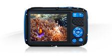 Canon PowerShot D30 Waterproof Digital Camera, Blue- free shipping
