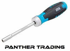 Ox Tools Pro High Quality Heavy Duty Multibit Ratchet Screwdriver - P361501