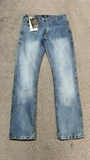 Route One Monteray Men's Motorcycle Jeans, Made With Kevlar, *Was £149* W30 L33