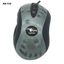 Logitech MX 518 1800DPI Optische Gaming-Maus - Schwarz