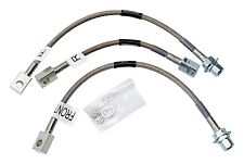 Brake Hydraulic Hose Kit-GT Front Rear Russell 693020 fits 94-95 Ford Mustang
