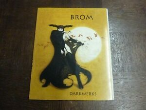 DARKWERKS - THE ART OF BROM ( ALLEMAND )
