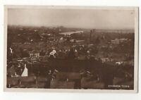 Swansea Town 1926 RP Postcard Glamorgan Wales 095c