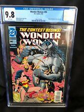 DC Comics Wonder Woman (1987 2nd Series) #90  CGC 9.8 TOP GRADE!
