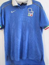 Italy 1995-1996 Home Football Shirt Size Large /41649