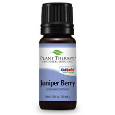 Juniper Berry Essential Oil 10 ml. 100% Pure, Undiluted, Therapeutic Grade