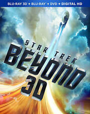 Star Trek Beyond (3D Blu-ray Disc ONLY, 2016)