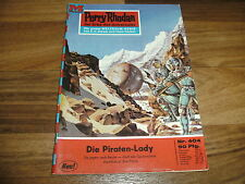 PERRY RHODAN # 404 -- LES PIRATES-Lady // 1. édition 1969