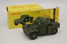 Dinky Toys F Militaire 1/43 - AML Panhard Auto Mitrailleuse 814  + Boite