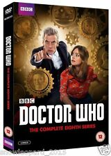 Doctor Who Complete BBC Series 8 DVD Box Set Brand New and Sealed UK Version R2