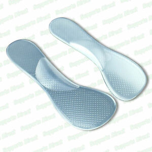 High Heel Gel Foot Arch Supports Pad Shoe Cushion Insert Insole Flat Feet Fallen