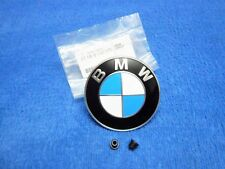 Original bmw e24 emblema capó nuevo 628csi 635csi m635csi m6 bonnet Hood New