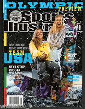 Sports Illustrated 2014 SOCHI Olympics USA Arielle Gold / Jamie Anderson No Lbl.