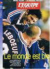 L'EQUIPE MAGAZINE N°849 COUPE DU MONDE 1998 fOOTBALL