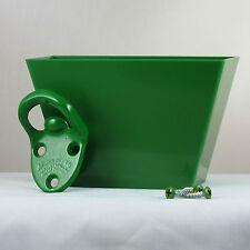 Starr Cavalier LIGHT GREEN COMBO Wall Mount Bottle Opener Plastic Cap Catcher